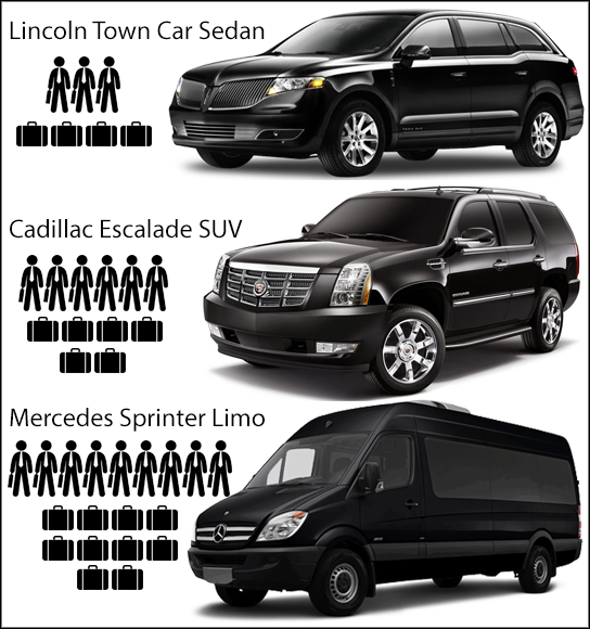 Town Car Service Orange County Airport Limo Aliso Viejo CA